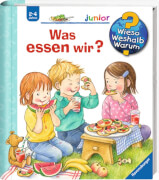 Ravensburger 32899 Wieso? Weshalb? Warum? junior 53: Was essen wir?