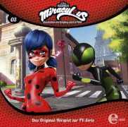 Miraculous - Folge 3: Timebreaker / Der Taubenmann (CD)