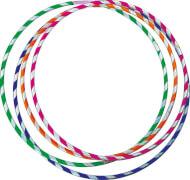 SpielMaus Outdoor Hula Hoop Glitter,4-fach sortiert, Ø61,71,81cm