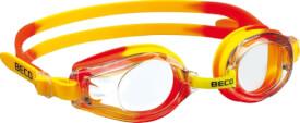 BECO RIMINI Schwimmbrille für Kinder, ab 7 Jahren, UV-Schutz, in 3 verschiedenen Farben (sortiert)