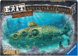 Ravensburger 18955 Exit Adventskal.'20 Boot D