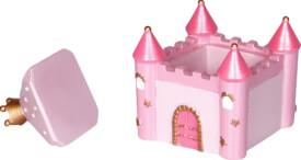 Die Spiegelburg 14604 Prinzessin Lillifee - Schatzkästchen Schloss, ab 3 Jahre