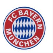 FC Bayern München Mousepad Logo