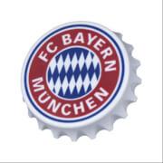 FC Bayern München Flaschenöffner Kronkorken