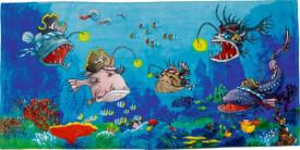 Die Spiegelburg 13734 Capt'n Sharky - Zauberbadetuch