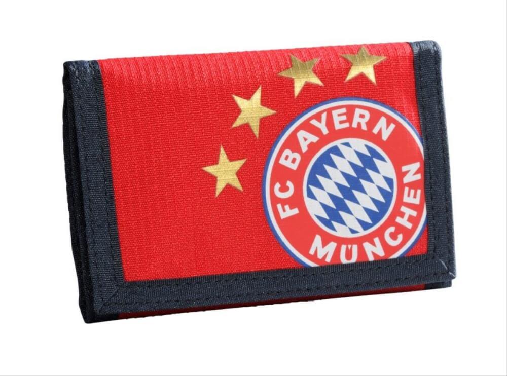 7f7d1076f663f FC Bayern München Geldbeutel rot Rot 18828 ▷ jetzt kaufen - online ...